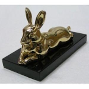 Статуэтка «Кролик лежащий»