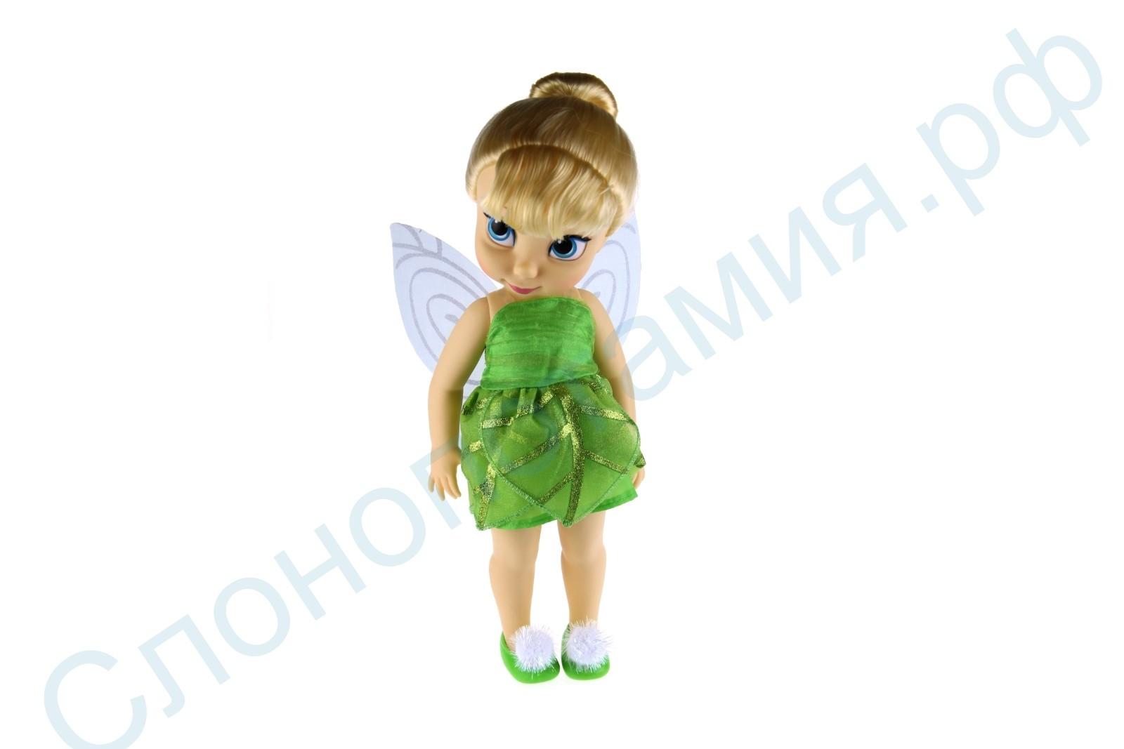 Кукла Фея Динь-Динь Тинкербелл в детстве