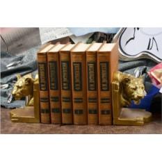 Набор держателей для книг Леопард