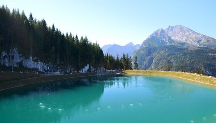 Сертификат Пеший тур «Королевское озеро» (Альпы)