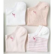 Набор носков Фламинго (4 пары)