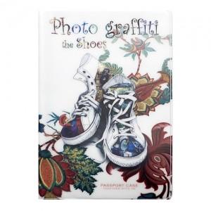 Паспортная обложка Shoes
