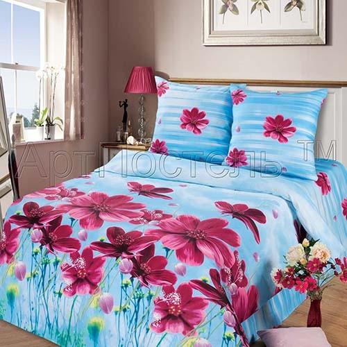 Комплект постельного белья Любава (1,5 спальный)