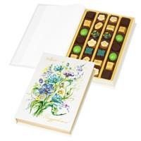 Книга о шоколаде Букет