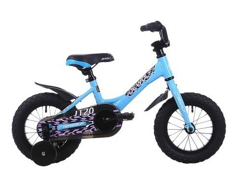 Детский велосипед Dewolf J120 GIRL (2016)