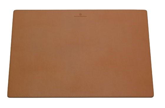 Кожаное коричневое покрытие на стол Graf von Faber-Castell