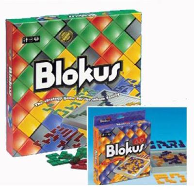 Настольная игра «Блокус»