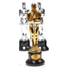Керамическая статуэтка Оскар с индивидуальной гравировкой