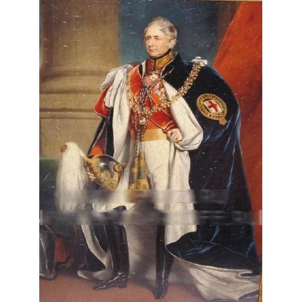 Портрет «Чарльз Виллиам»