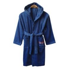 Детский халат Sport Джинс (цвет: светло-синий)