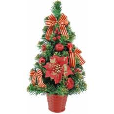 Новогоднее хвойное украшение Елка