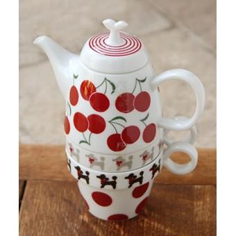 Чайный набор Cherry