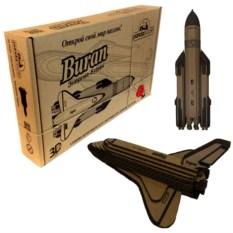 3D-пазл Космический корабль «Энергия-Буран»