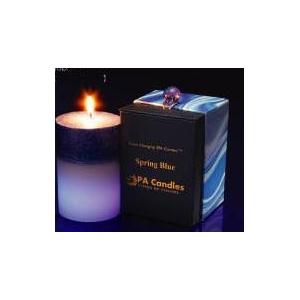 Ароматизированная свеча Spring Blue