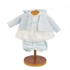 Комплект одежды для кукол высотой 42см