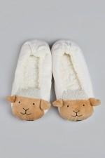 Женские домашние тапочки Милые овечки