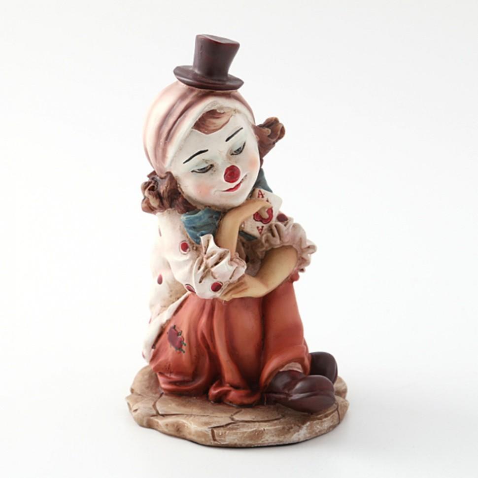 Фигурка Грустный клоун Hong Kong