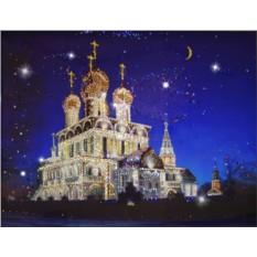 Картина Swarovski Воскресенский Собор (Тутаев)