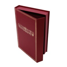 Подарочная коробочка для визитницы