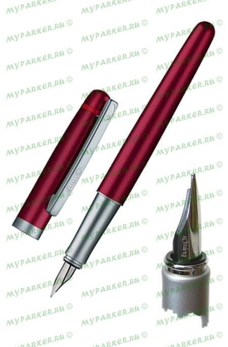 Перьевая ручка Rotring Freeway Ruby Red CT