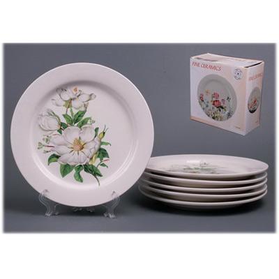 Набор тарелок «Ветка яблони»