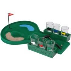Алкогольная игра Пьяный гольф