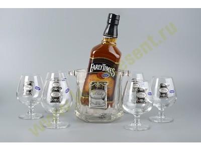 Набор для виски «Эсквайр», с ведром