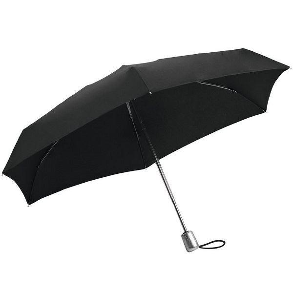 Зонт Alu Drop, черный
