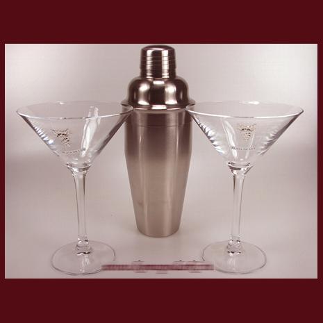 Набор для мартини «Гроздь»