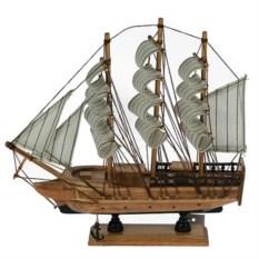 Модель корабля Индевор