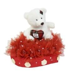 Букет из конфет Нотки любви