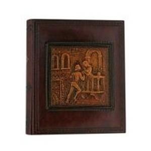 Фотоальбом кожаный Florentia-Arte Ромео и Джульетта