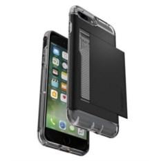 Чехол-визитница для iPhone 7 Plus Crystal Wallet Black