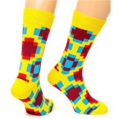 Желтые носки Groovy Friday