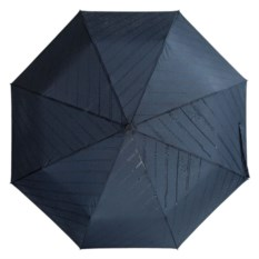 Зонт с проявляющимся рисунком «Темно-синий»