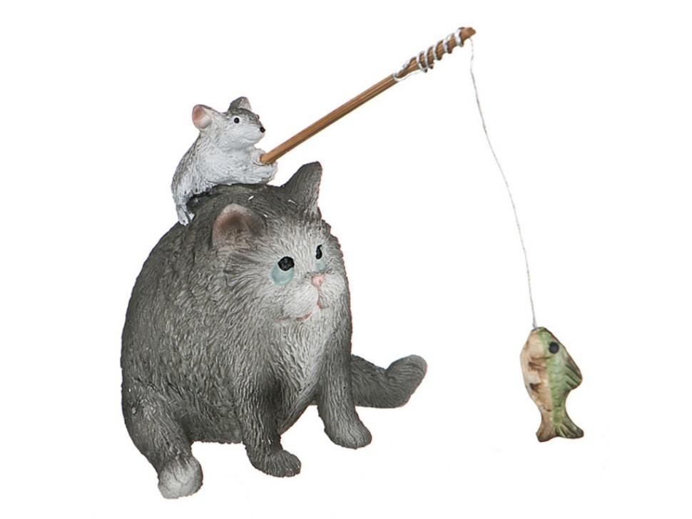 Фигурка Кошки - мышки