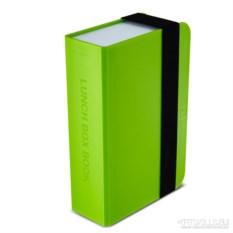 Ланч-бокс Box book цвета лайма