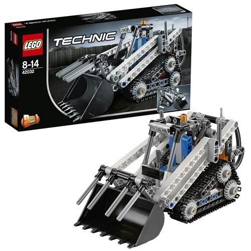 Конструктор - LEGO Technic Гусеничный погрузчик