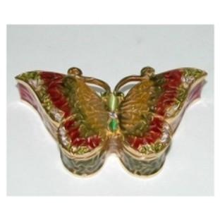 Шкатулка «Бабочка» малая