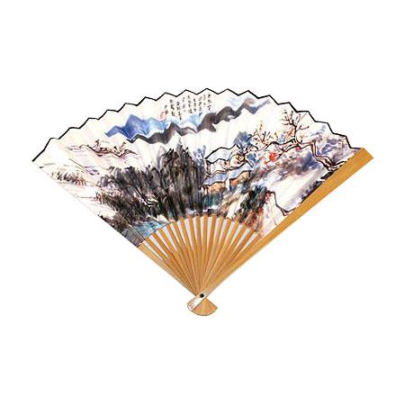 Японский веер