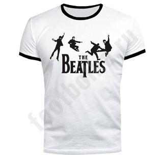 Футболка Beatles