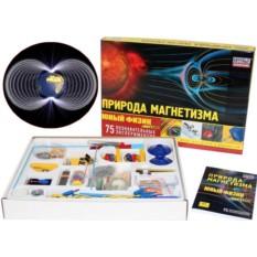 Детский набор Юный физик. Природа магнетизма