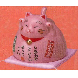 Кружка керамическая в форме кошки