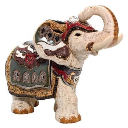 Скульптура Белый слон
