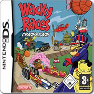 Wacky Races Crash Dash