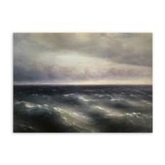 Репродукция Чёрное море