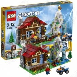 Конструктор - Lego - «Домик В Горах»