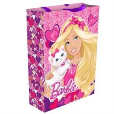 Подарочный бумажный пакет Барби