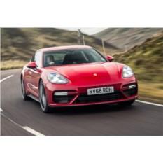 Поездка в течении 2 часов на Porsche Panamera Turbo