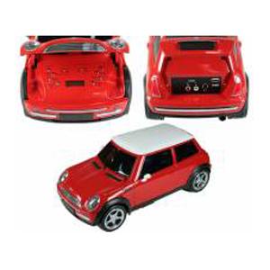 Музыкальная система-модель автомобиля Mini Cooper